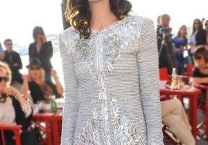 Anna Mouglalis, mademoiselle Chanel