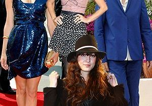 Best dressed 2008 : les excentriques