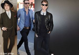 Best Dressed 2012 : spécial hommes