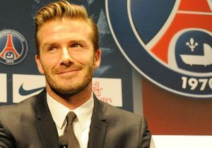David Beckham : son CV capillaire !