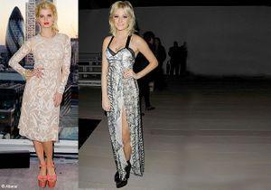 Fashion Week de Londres : Pixie Lott vs Pixie Geldof