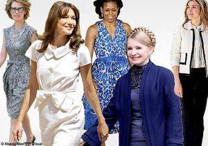 Femmes politiques : qui est la mieux habillée ?