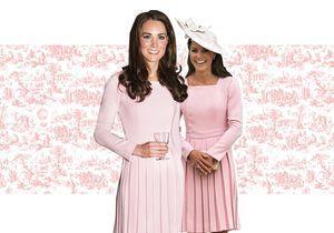 Kate Middleton: elle s'habille toujours pareil, la preuve!