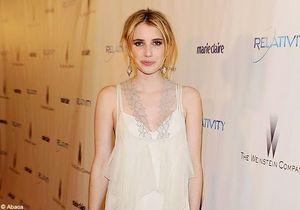 La robe blanche détrône la petite robe noire sur les tapis rouges