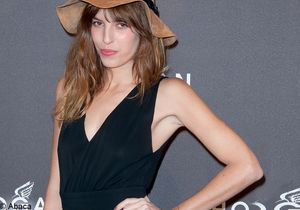 Le dressing frenchy-rock de Lou Doillon