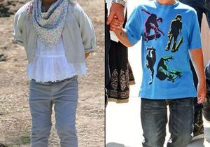 Les enfants stars les plus fashion