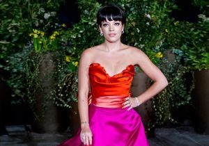 Lily Allen: son come-back fashion