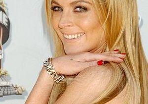Lindsay Lohan, la starlette glam