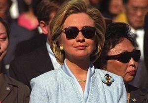 Hillary Clinton à la Maison-Blanche : ses looks des années 90 à aujourd'hui