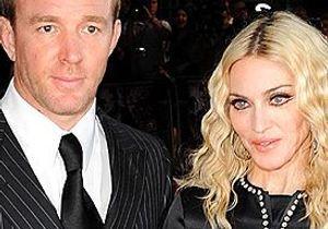 Madonna et Guy Ritchie, c'est fini !