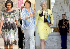 Mode in power : le look des dirigeantes