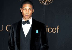 Pharrell Williams, l'atout style du hip-hop américain