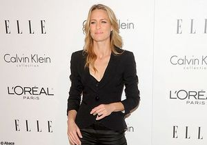 Robin Wright : 40 ans, toujours au top !
