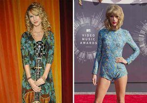 Taylor Swift : son évolution de la country girl à l'icône planétaire