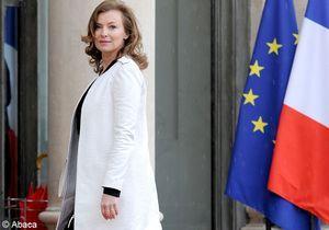 Valérie Trierweiler à l'Elysée : ses premiers looks