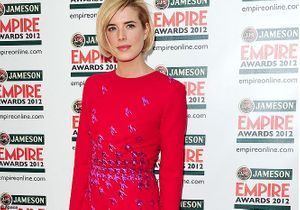 Agyness Deyn aux Jameson Empire Awards 2012