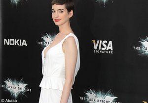"""Anne Hathaway et Marion Cotillard à l'avant-première de """"The Dark Knight Rises"""""""