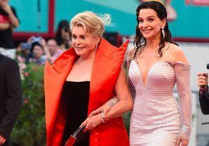 Brad Pitt, Catherine Deneuve, Juliette Binoche : réunion au sommet à la Mostra de Venise