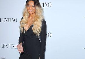 Ciara aux 50 ans de Valentino