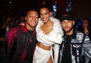Cindy Bruna fête ses 25 ans avec Kylian Mbappé, Neymar et Tina Kunakey !