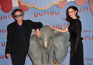 Eva Green, Tim Burton, Billal Hassani, Alicia Aylies : avant-première VIP pour le retour de « Dumbo » !