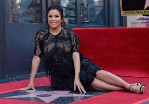 Eva Longoria : rayonnante pour inaugurer son étoile à Hollywood