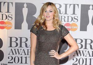 Fearne Cotton, Rihanna et Adele aux Brit Awards