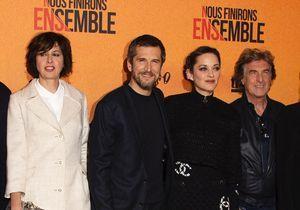 Guillaume Canet, Marion Cotillard : toute la bande réunie à l'avant-première de « Nous finirons ensemble »
