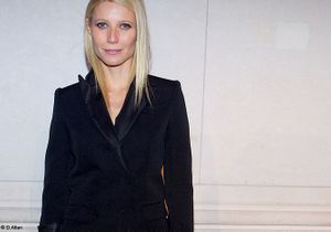 Gwyneth Paltrow au vernissage de l'exposition Louis Vuitton