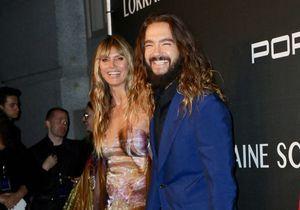 Heidi Klum : radieuse et amoureuse aux côtés des Tokio Hotel