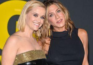 Jennifer Aniston et Reese Witherspoon, retour à New York pour les soeurs de Friends