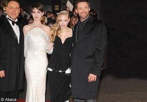 Le casting des « Misérables » réuni pour l'avant-première à Londres