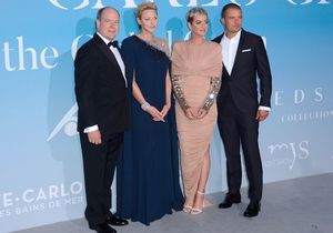 Le prince Albert et Charlène : soirée avec Katy Perry et Orlando Bloom au Gala for the Global Ocean