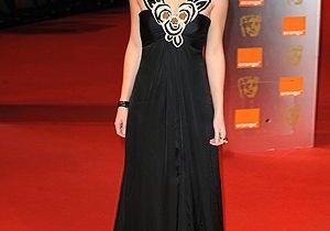 Les BAFTAs 2009, le 8 février 2009, Londres.