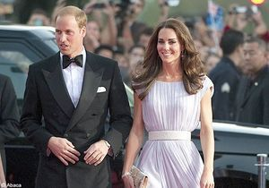 Les Baftas Brits honorent Kate Middleton et le prince William