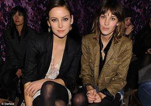 Les people à la Fashion Week de New York