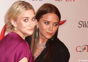 Les soeurs Olsen fêtent la mode aux CFDA 2012