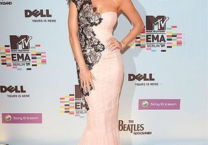 Les stars aux MTV Europe Music Awards à Berlin