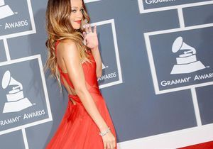Les stars de la musique à la cérémonie des Grammy Awards