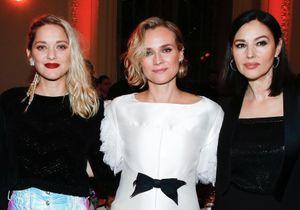 Marion Cotillard, Diane Kruger et Monica Bellucci réunies aux côtés des Révélations des César