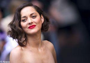 """Marion Cotillard icône rétro pour """"The Dark Knight Rises"""""""
