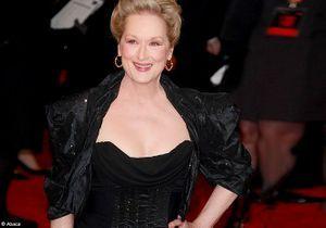 Meryl Streep couronnée aux BAFTAs