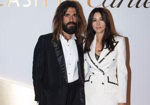Monica Bellucci et Nicolas Lefebvre : l'amour sur tapis rouge