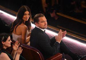 Oscars : Leonardo DiCaprio s'affiche pour la première fois avec sa compagne Camila