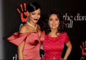 Rihanna inaugure son premier « Diamond Ball »