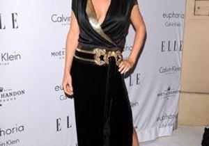 Soirée organisée par le Elle US, le 6 octobre à Beverly Hills