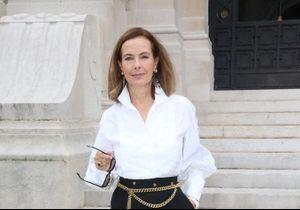 Carole Bouquet, Sofia Coppola et Anna Mouglalis réunies au défilé Chanel