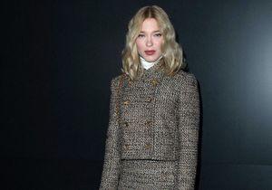 Fashion Week de Paris : Léa Seydoux chez Louis Vuitton, Lucy Hale chez Miu Miu