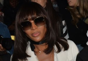 Fashion Week : Naomi Campbell, superstar du front row Off-White