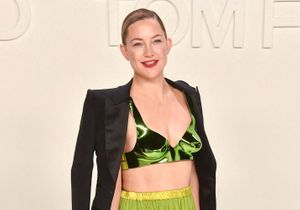 Kate Hudson, Miley Cyrus et Jennifer Lopez : trio glamour à la Fashion Week de New York